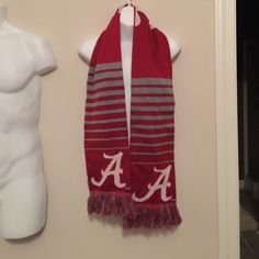 Scarf Alabama scarf Forever Collectibles Accessories Scarves & Wraps