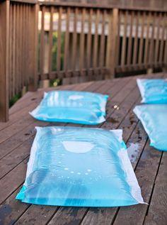 Karchez matelas en eau por vos enfants