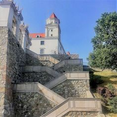 Slovakia, although small, has so much to offer, here are my top 12 reasons why international travellers should give my lovely country a chance. Countries Of The World, Tower Bridge, Most Beautiful, Places To Visit, Around The Worlds, Mansions, Country, House Styles, Travel