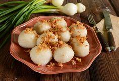 Rusiški bulvių kukuliai- Russian potato dumplings
