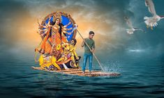 Happy Durga Pooja to all. Guys today we will make navratri special editing in picsart. Durga Pooja is very special festival of Hindus in India specially in Bengal. Film Background, Love Background Images, Picsart Background, Navratri Wallpaper, Birthday Banner Background, Durga Puja, Photoshop Photos, Photoshop Tutorial, Photo Backgrounds