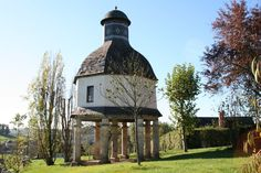 Listed pigeonnier Historic Monument in #perigord !