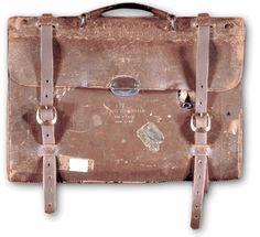 F. Scott Fitzgerald's briefcase