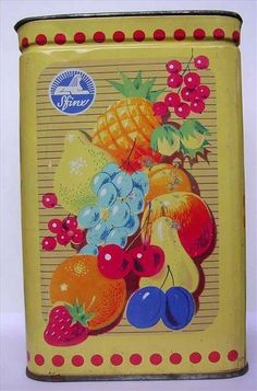 Ovocné bonbony Sfinx