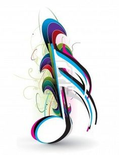 abstract musical note - Google Search