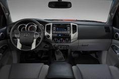2014 Toyota Tacoma Interior Dashboard Photos Toyota