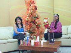 Invitación para mostrar nuestros productos con Gabriela en Solo Noticias!!