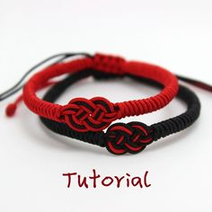 eBook Circle of Love A Tutorial to Chinese knot by KnotAWish