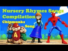 Nursery rhymes songs collection | Finger family song for children | Spid...