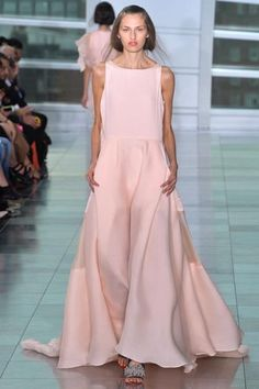 London Fashion Week Day 4 Antonio Berardi Spring/Summer 2015  Ready to wear  15 September 2014