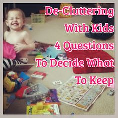 How To De Clutter Children's Toys