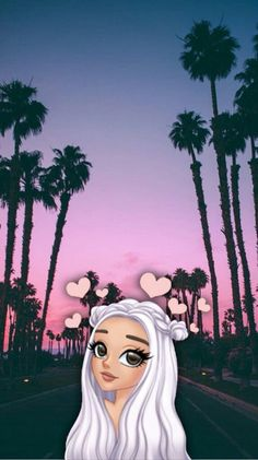𝙖𝙧𝙞𝙖𝙣𝙖 𝙜𝙧𝙖𝙥𝙝𝙞𝙘𝙨 - Top Tutorial and Ideas Ariana Grande Anime, Ariana Grande Drawings, Ariana Grande Fotos, Cute Emoji Wallpaper, Cute Girl Wallpaper, Cute Disney Wallpaper, Ariana Grande Background, Ariana Grande Wallpaper, Cute Girl Drawing