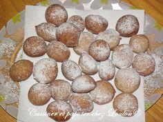 Beignets avec la pâte magique | Cuisiner et papoter chez Loulou