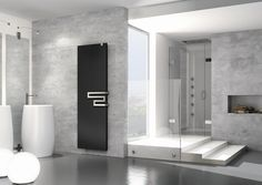 RELAX: il fascino dell'essenzialità //  RELAX: the charm of essentiality. #bathroom #home #furniture #heating #casa #riscaldamento
