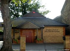 Kingdom Hall, Herne Bay, Kent, England. This one is so beautiful!