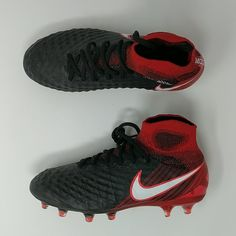 low priced f725c 04038 Nike JR Magista Obra II FG ACC Soccer Cleats Size 5Y New 844410-061