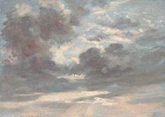 Constable, Cloud Study