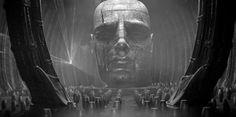 Gavin Rothery - Directing - Concept - VFX - Gavin Rothery Blog - PrometheusPics