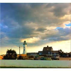 Old Scituate Lighthouse, Scituate, Massachusetts.