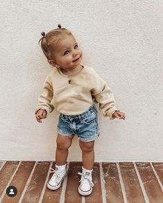 Cute Baby Girl Outfits, Cute Outfits For Kids, Toddler Outfits, Cute Toddlers, Cute Kids, Cute Babies, Cute Baby Names, Cute Little Baby, Baby Girl Fashion