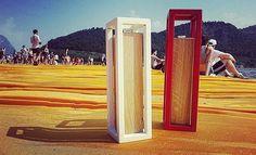 Il super evento di @floatingpiers è giunto al termine ... È stato fantastico! Ed anche ai nostri vasi è piaciuto molto ✌️#picoftheday on #floatingpiers #christo #lagodiseo #monteisola #orange #design #living #arredo #homesweethome #interiordesigner #wood #vases #home #madeinitaly #architecture #artisan #elegance #arredamento #lovehome #pic #flowers #italian #italy #dagadet