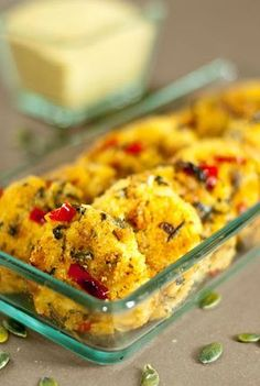 Home Baking, Healthy Recipes, Meatless Recipes, Healthy Food, Cauliflower, Macaroni And Cheese, Healthy Lifestyle, Food And Drink, Appetizers