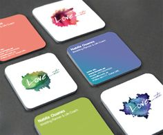 Business Cards Inspiration for Designers