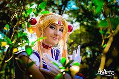 Cosplay da Sailor Moon - Fotografia por Vitória Müller Teixeira - ArtLokka #cosplaygirl #sailormoon #cosplay   Instagram: @artlokka