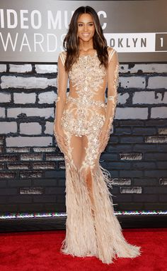 Ciara from 2013 MTV Video Music Awards Red Carpet Arrivals | E! Online