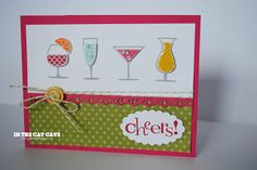 Stampin' Up! Happy Hour