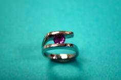 Pink Sapphire design by Jim Omori . #jewellery #jewelry #gemstones #gem #design #diamonds #art #love #winnipeg #canada