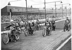 Belle Vue Aces at Stoke 1953