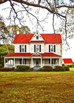 cute little farmhouse