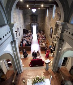 www.italianfelicity.com #weddinginitaly #weddingceremony #church