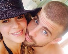 Gerard Piqué et Shakira à Miami
