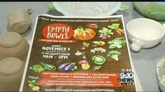 MTM On The Road: Traverse City Empty Bowls Fights Hunger - Northern Michigan's News Leader