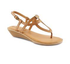 Margaritaville Lipari Women's Sandal (TAN) | Off Broadway Shoes