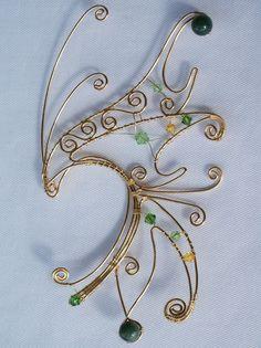 Summer Fairy Ear Wings