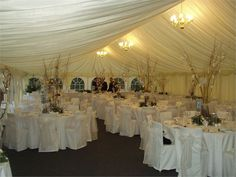 Winter Wonderland Marquee from Perfect Day Marquees