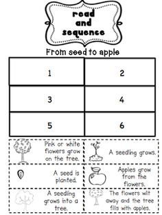I Love Apples! Free Apple-licious Activities