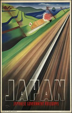 Japanese Government Railways - Satomi Mune (1937) by Boston Public Library, via Flickr