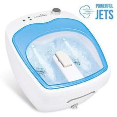 TheraPureSpa 2-Person Oval Portable Inflatable Hot Tub Spa-EST5870 - The Home Depot Tub Cover, Spa Jets, Spa Accessories, Portable Spa, Pumice Stone, Tired Feet, Massage Roller, Electronic Recycling, Recycling Programs