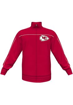 Vintage Kansas City Chiefs Pro Line Authentic zip Jacket-Men's XL ...