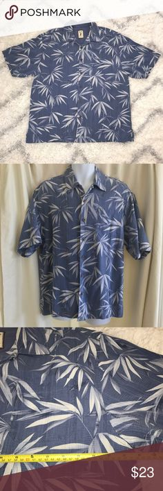 EUC Jamaica Jaxx short sleeve shirt  (binW) EUC Jamaica Jaxx Button down long sleeve shirt 100% silk size L Jamaica Jaxx Shirts Casual Button Down Shirts