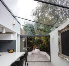 Photo 1 of 14 in Timber Slatting Steals the Show at This Renovated Terrace House in London - Dwell