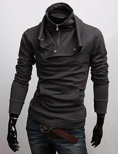 Men's Coats Men's Slim Winter Coat Top Designed Hoody Jacket