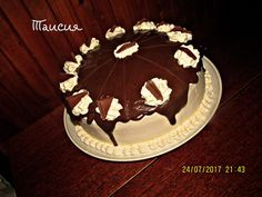 "Шоколадный торт ""Соблазн"" рецепт - Mom Story"