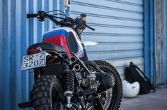 Sdakar by Svako Motorcycles Inc