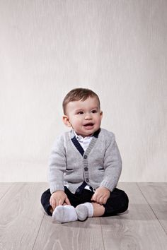 1321911 Camicia/Shirt - 1321502 Cardigan - 1321802 Pantaloni/Trousers