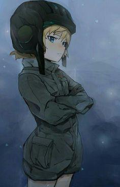 Girls und Panzer: Katyusha